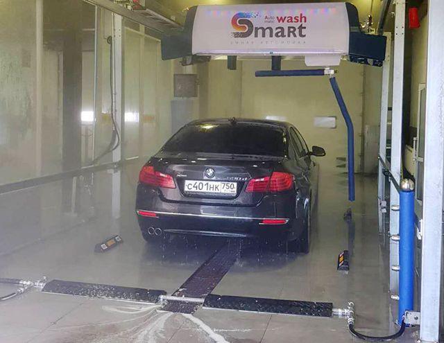 Automatic smart wash