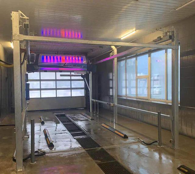 Leisuwash 360 car wash led light