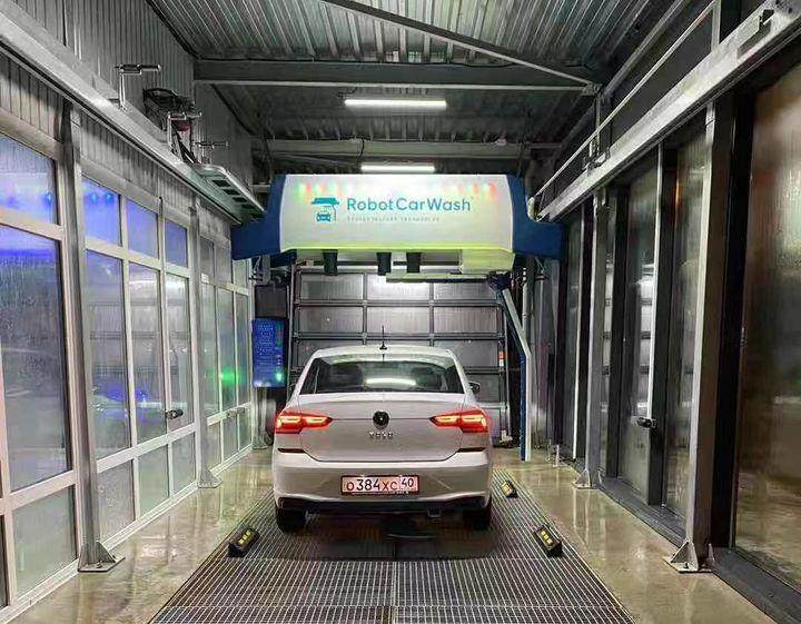 Robot car wash 360 premium