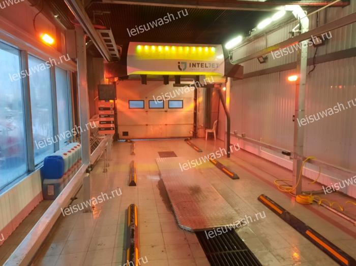 automatic car wash Inteljet 360